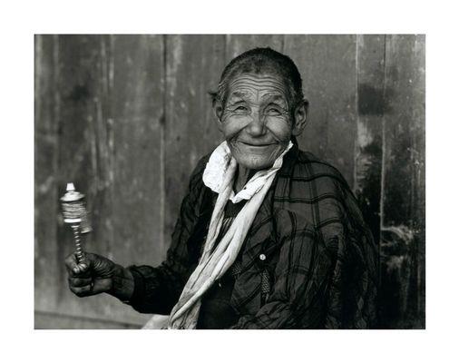 Tibet-Oma