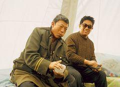 Tibeter mögen Tsampa ...