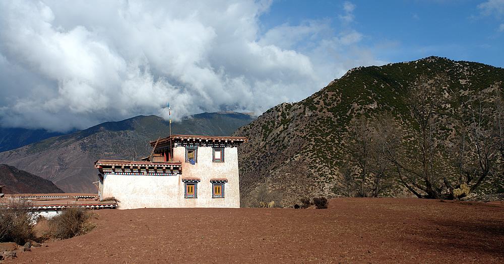 Tibetische Architektur