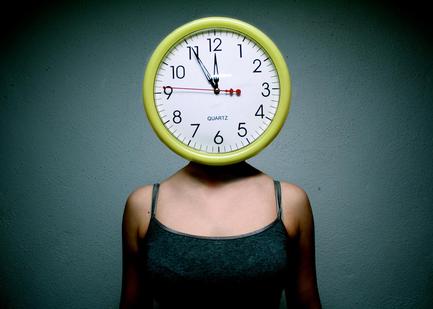 Tick, Tac,k Tick, Tack, - Zeit ist knapp