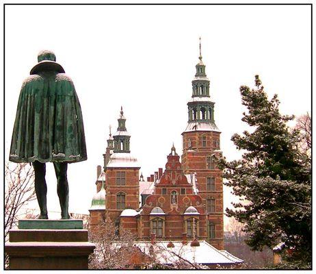 Tico Brahe au palais des Rosenborg