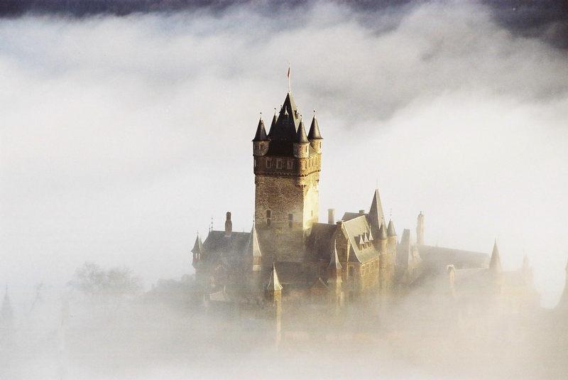 Tief im Nebel