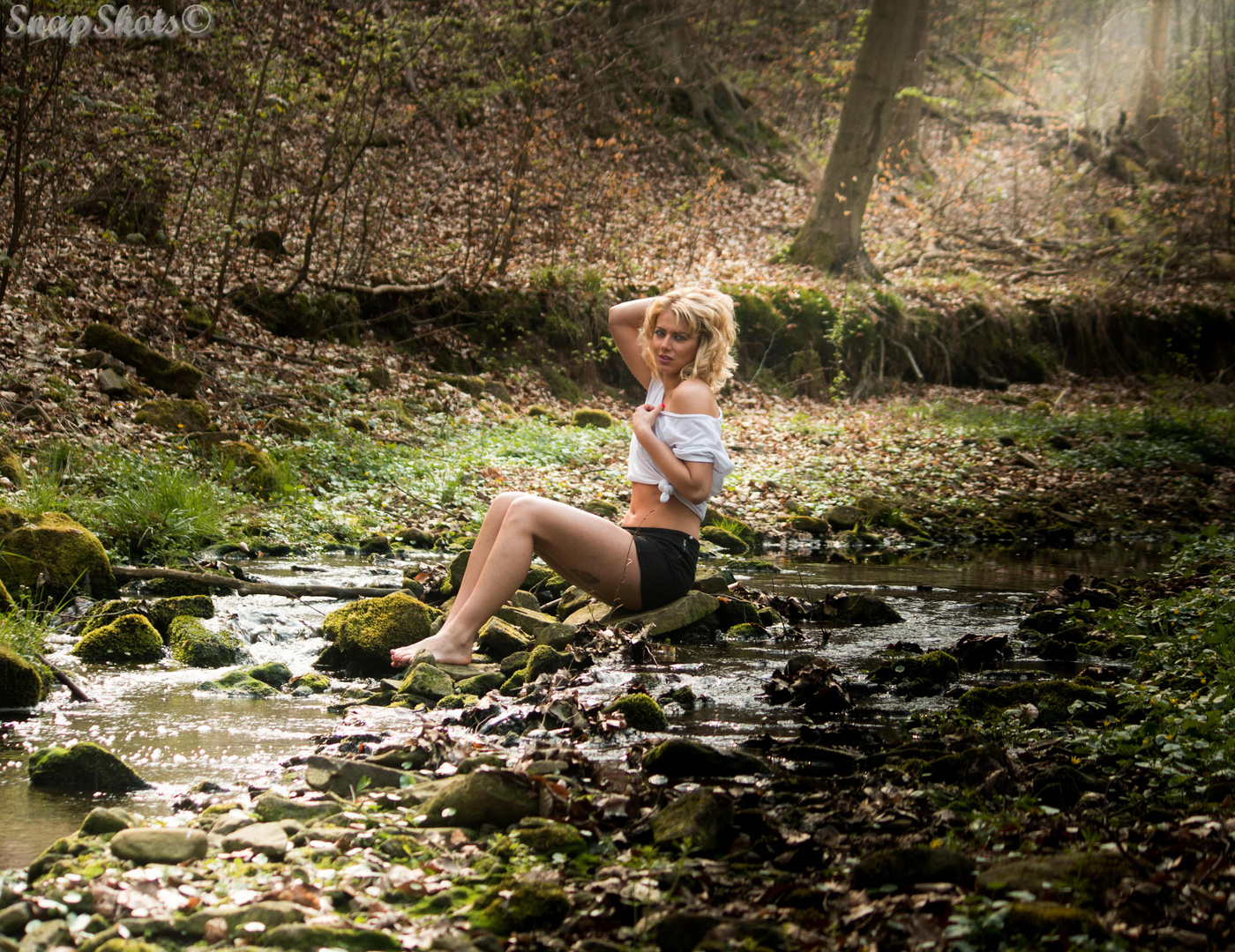 Tief im Wald .-)