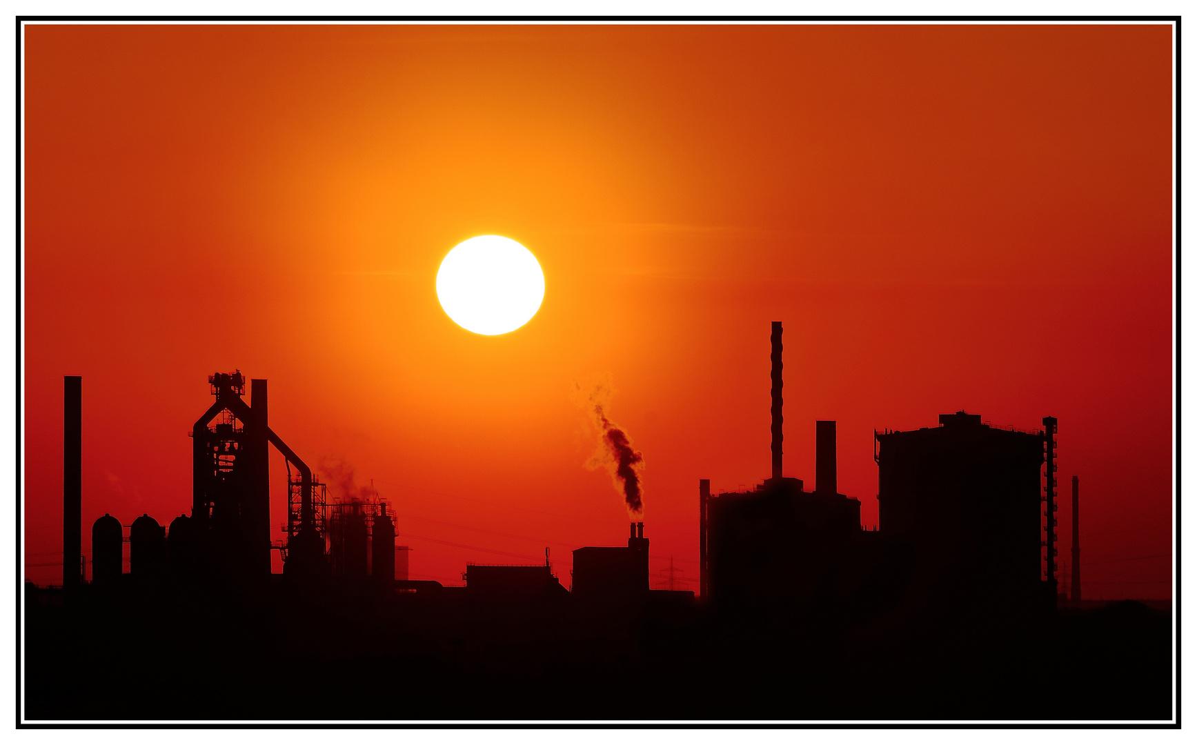 Tief im Westen, wo die Sonne verstaubt...