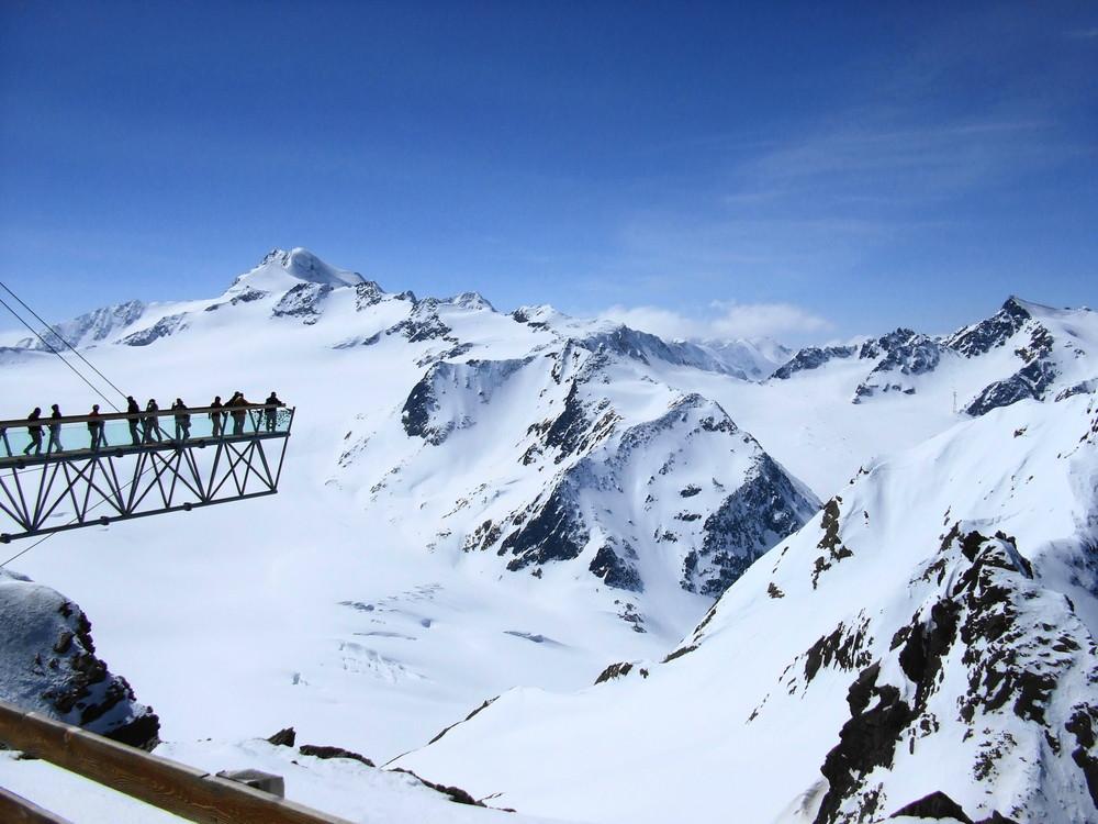 Tiefenbach Gletscher Sölden
