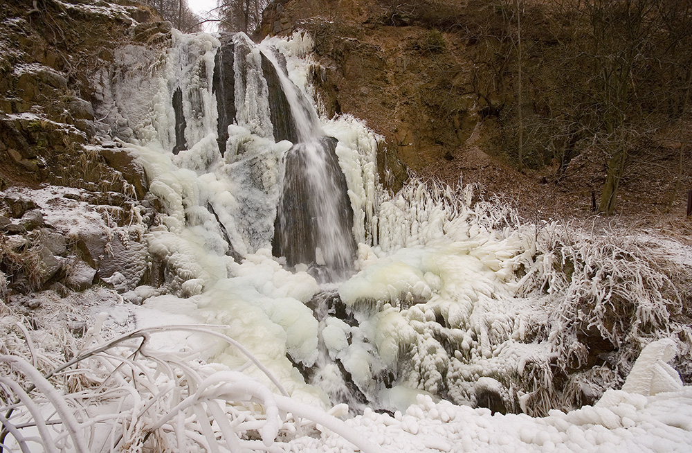Tiefenbachwasserfall