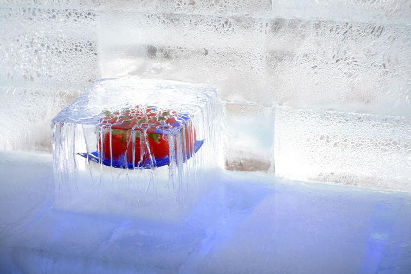 Tiefgefroren