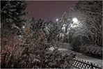 Tiefster Winter (für 3 Tage).