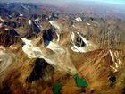 Tienschan Gletscher und Seen