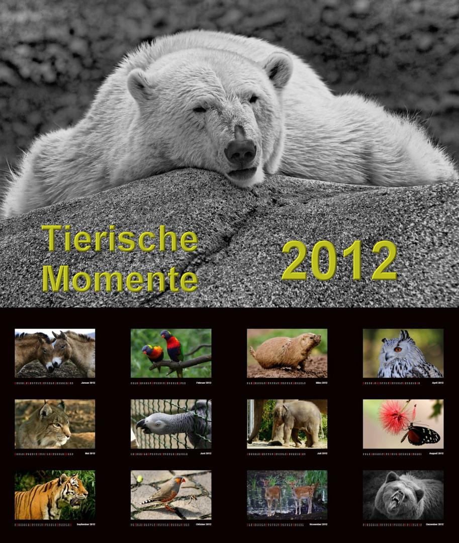 Tierische Momente 2012