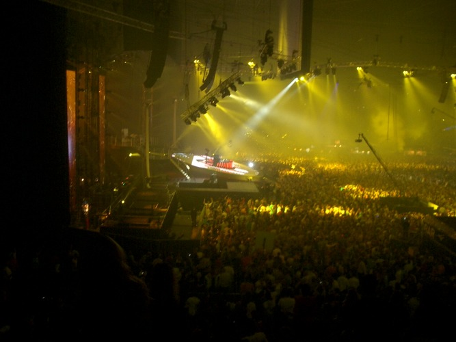 Tiesto in Concert 30.10.04 Arnhem Niederlande (2)