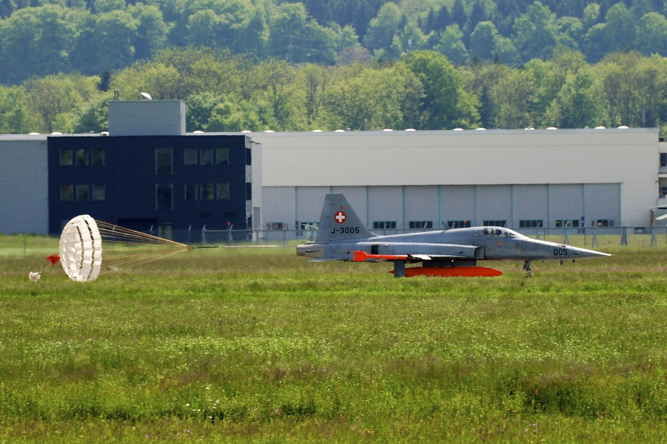 Tiger ist gelandet - Airbase Emmen