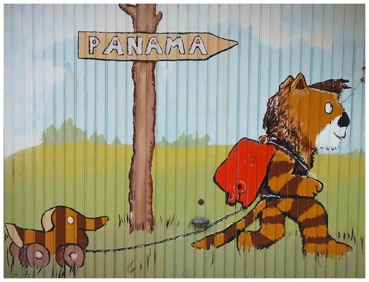 Tiger Traveling