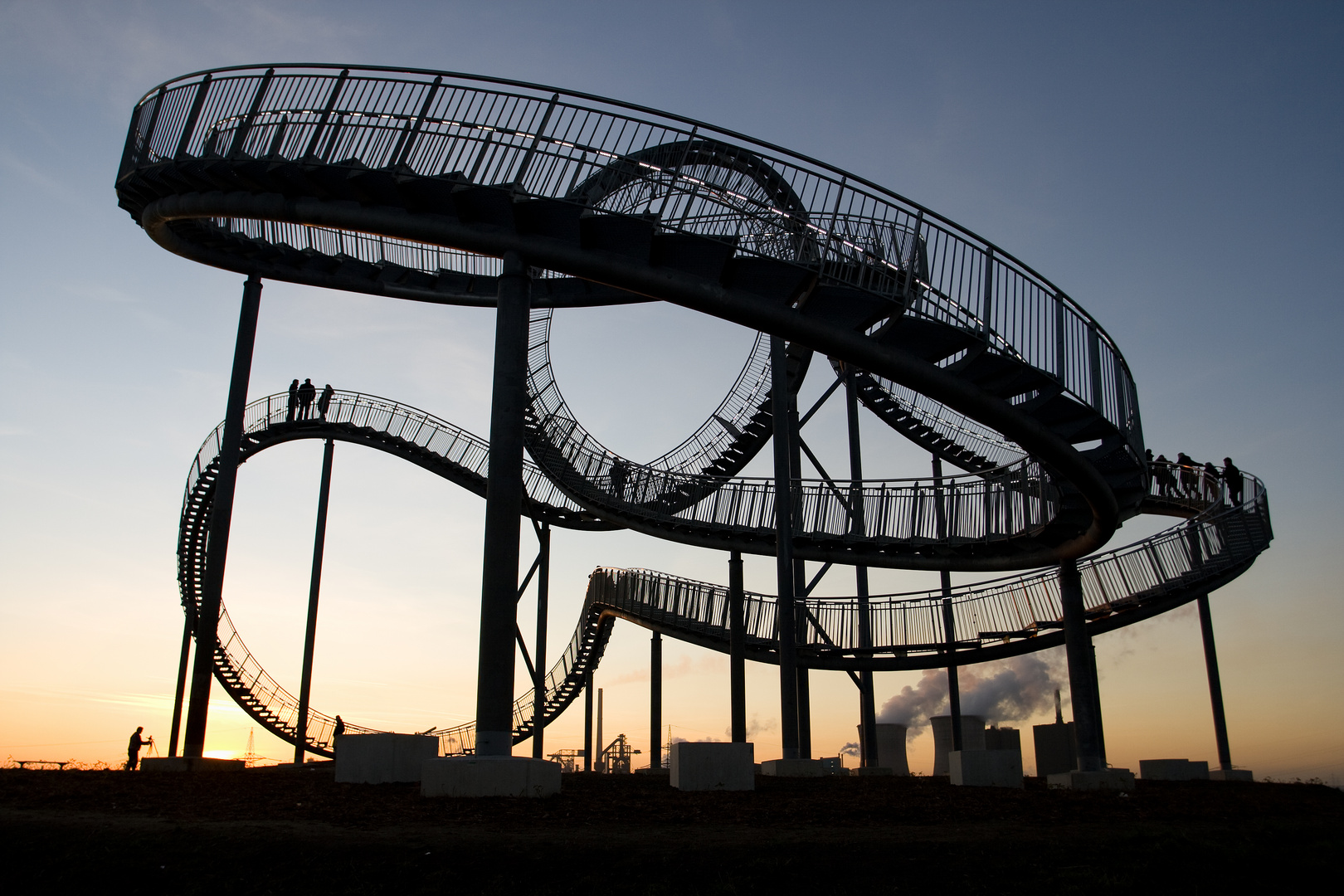 Tiger & Turtle 03