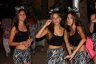 Tigermädels / Karneval im August