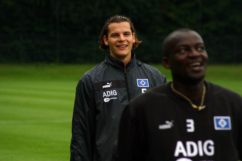 Tim Atouba und Daniel van Buyten (reload)