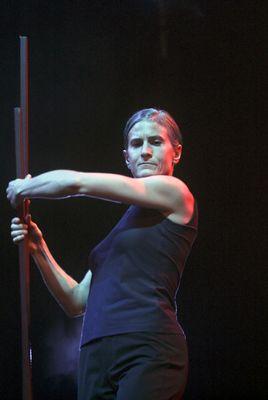 Tim Isfort Tentett:Anja Losinger, xala, Jazz Festival Moers 2009