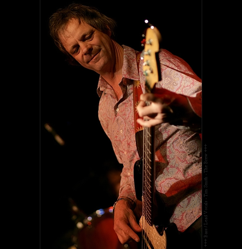 Tim Smith - The Brew - Bass