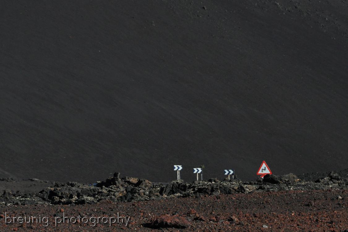 timanfaya national park lanzarote - january 2013