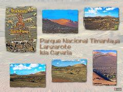 Timanfaya Postal No. 1