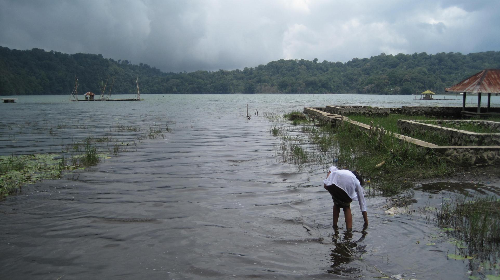 Timbaran Lake Bali