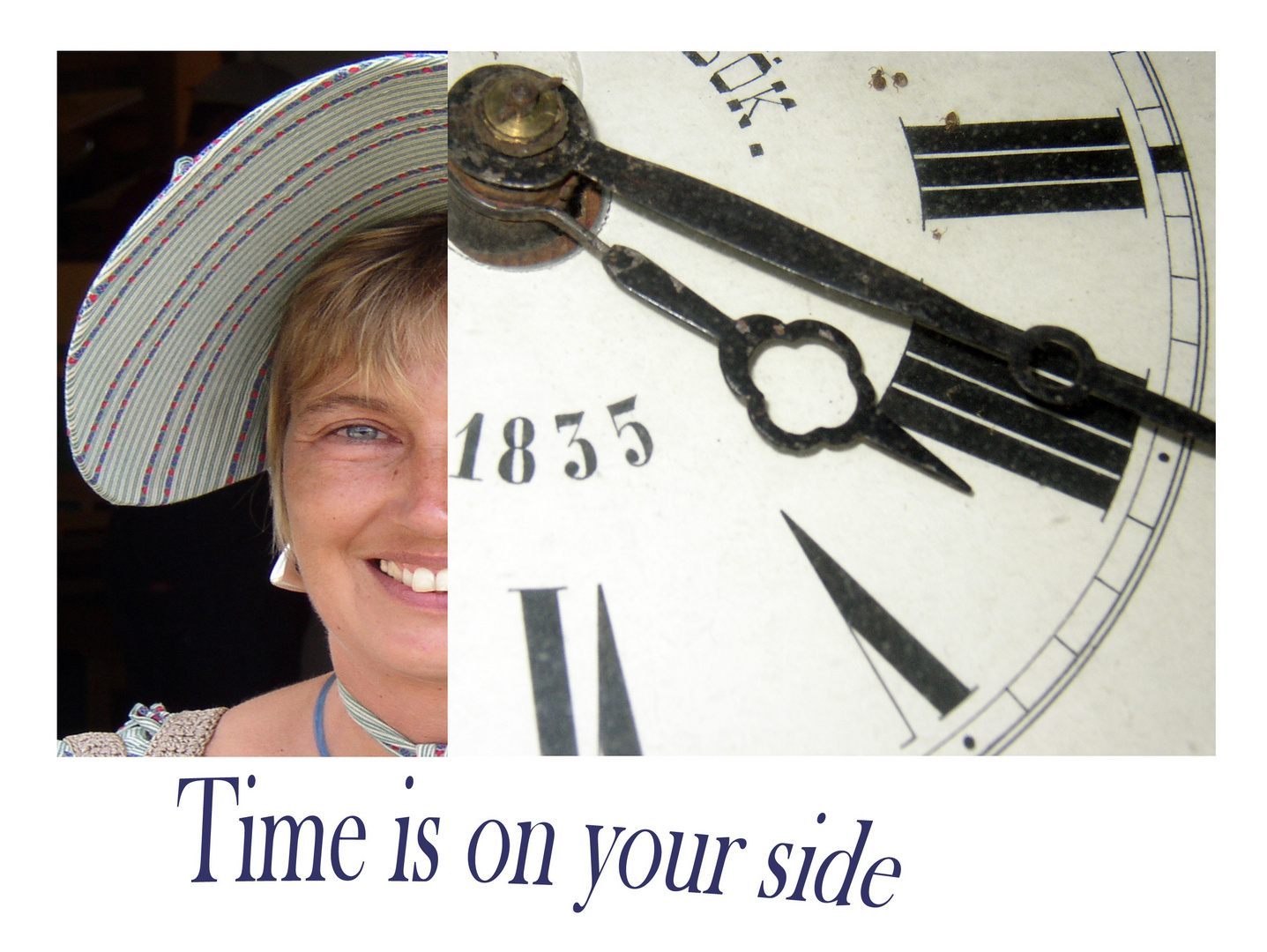 Time in on your side