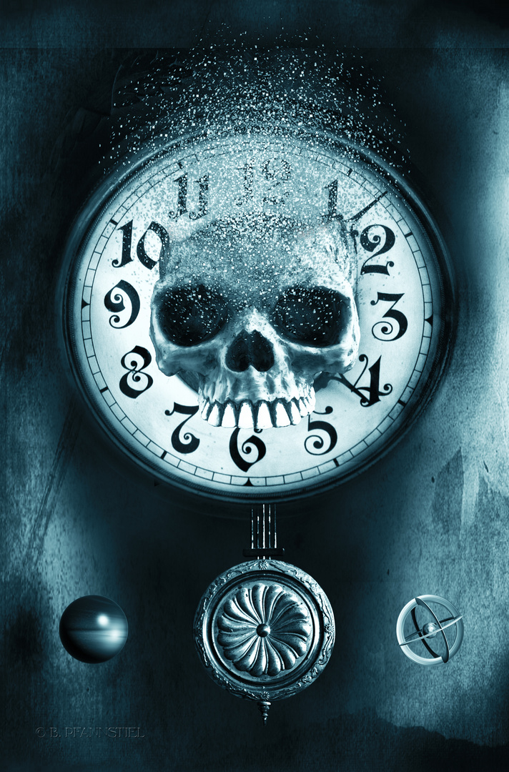 time is a seed of eternity