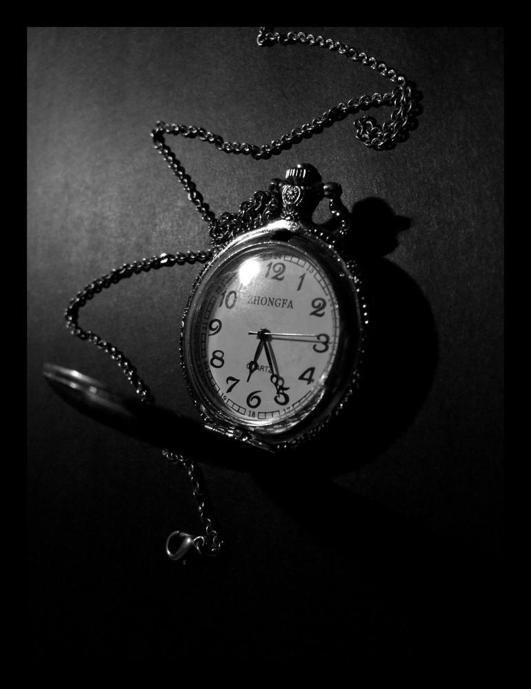 Time keeps running away