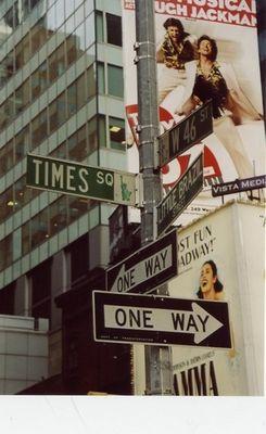 Time Square 2004