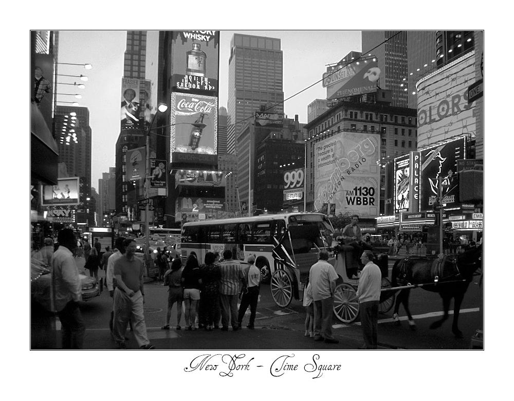 - Time Square -