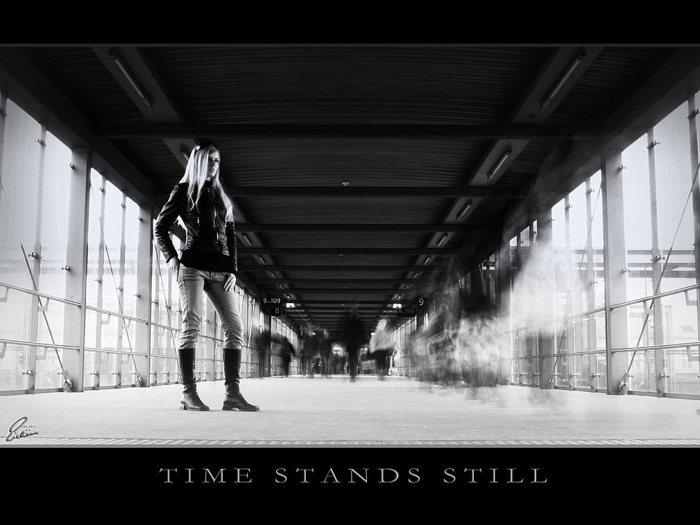 Time stands still