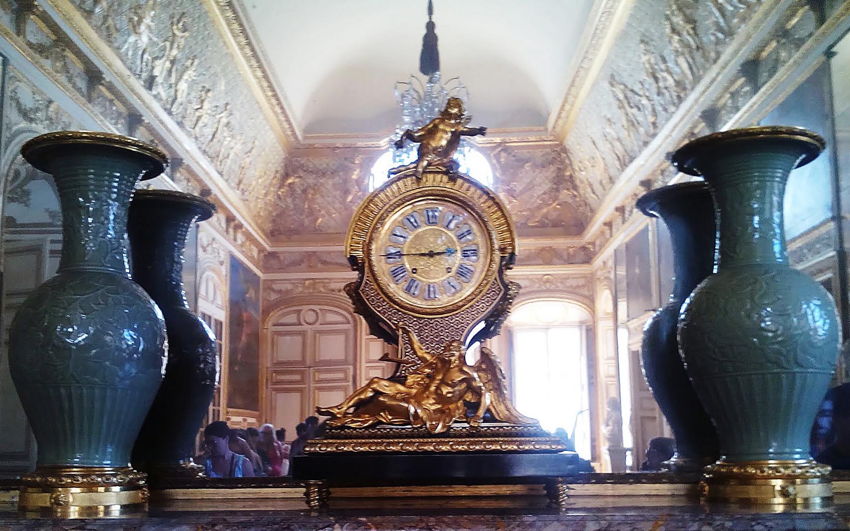 Time Stops at Versailles