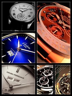 timepieces.