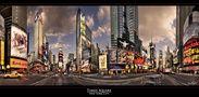 Times Square 360° von Wittlix