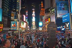 Times Square am 09.09.2012