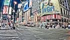 - Times Square -