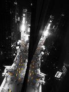 Times Square... Haut et reflet !!