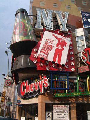 Times Square (Nebenstraße)