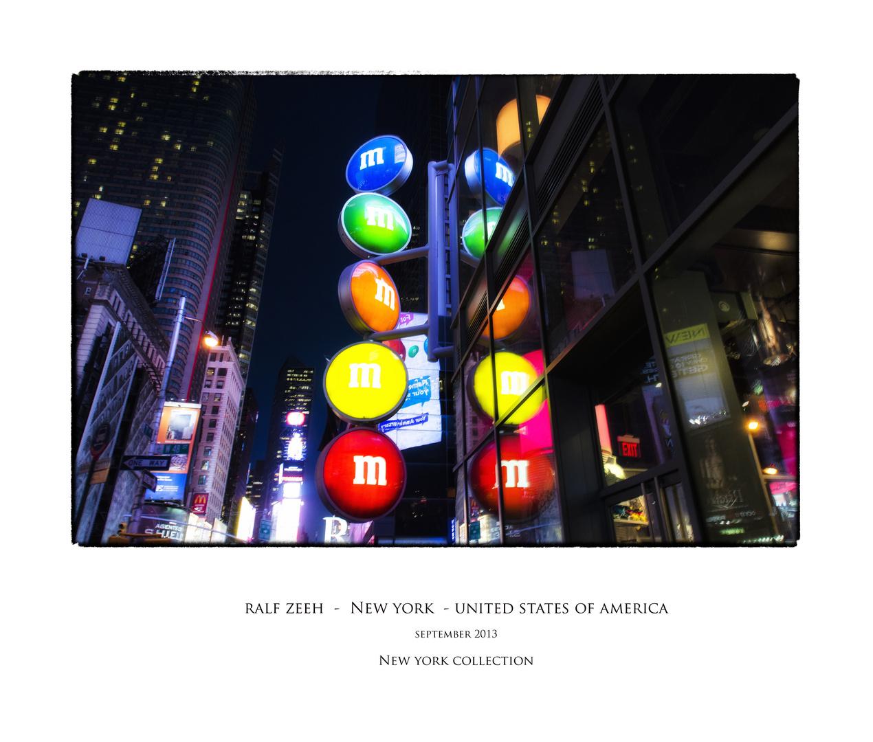 Times Square No.I
