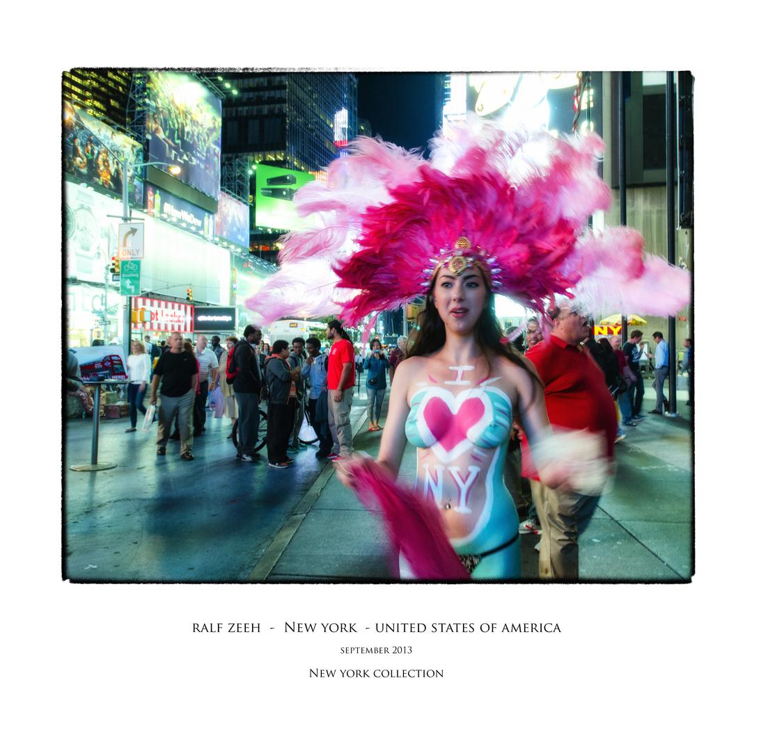 Times Square No.IX