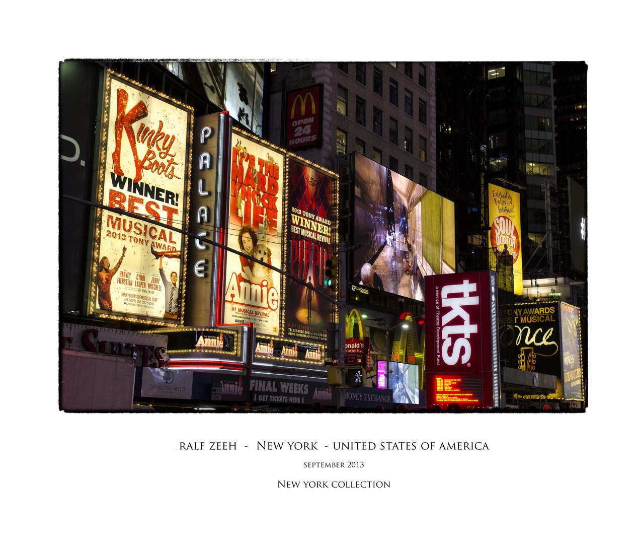Times Square No.V