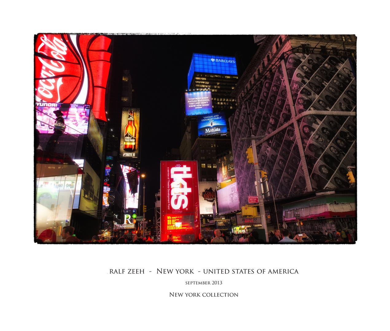 Times Square No.VI