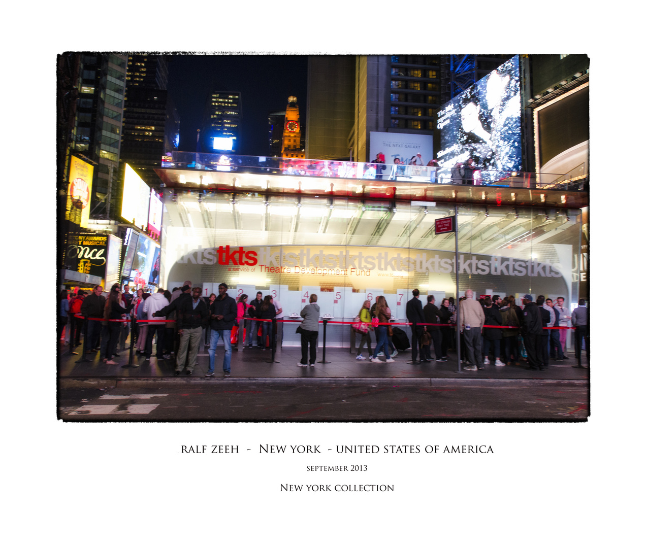 Times Square No.VII