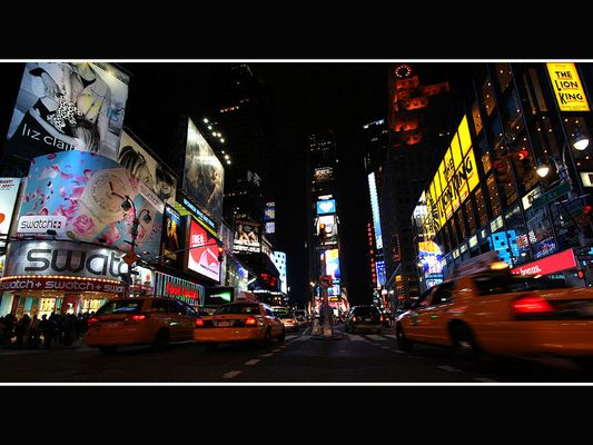 Times Square Versuch 2