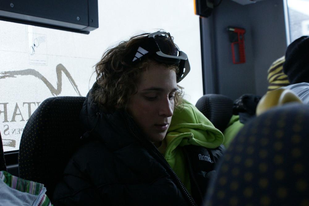 Timo --> Teamrider on tour