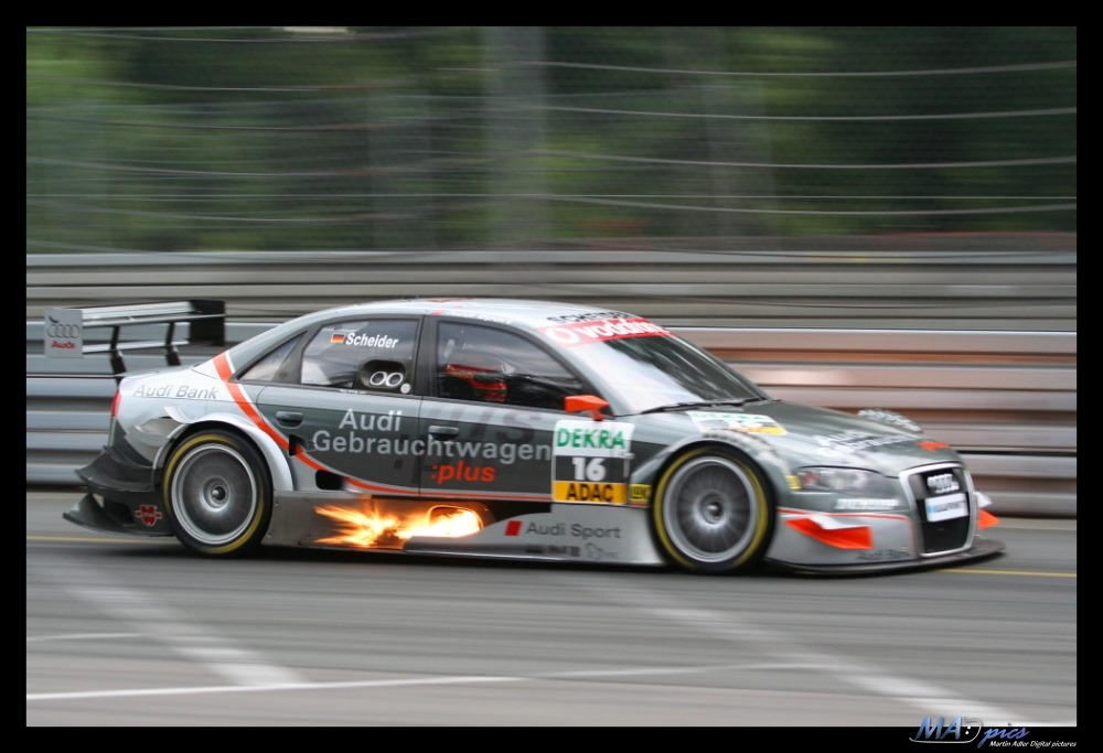 Timo under fire