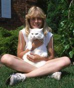 Tina in summer