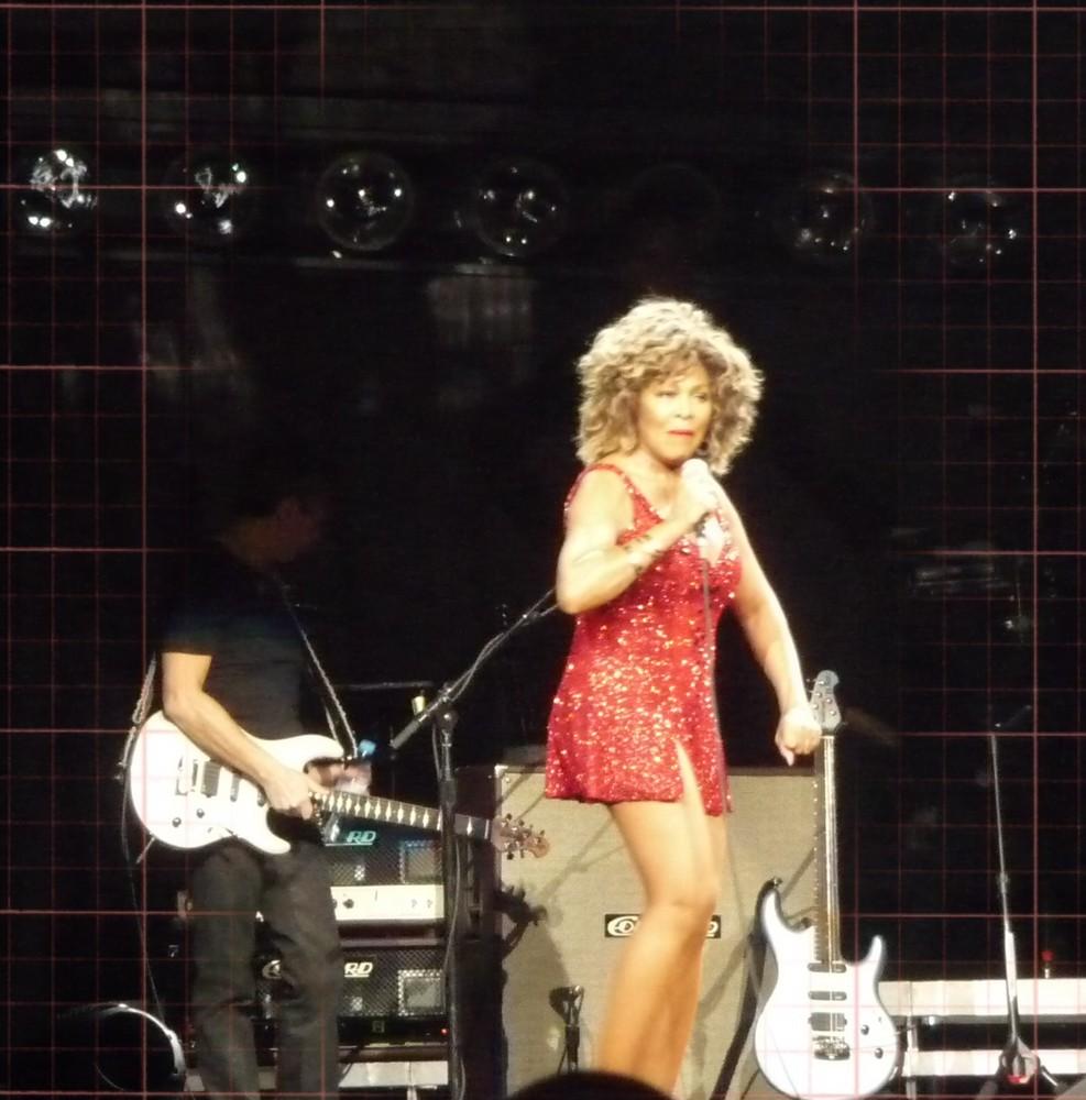 Tina Turner in Concert Köln