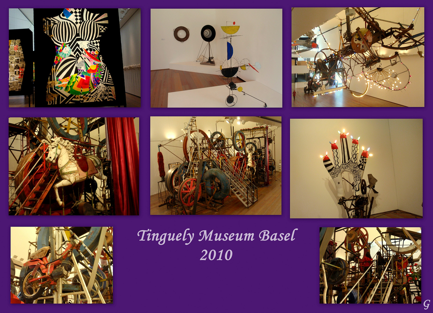 Tinguely Museum Basel 2010