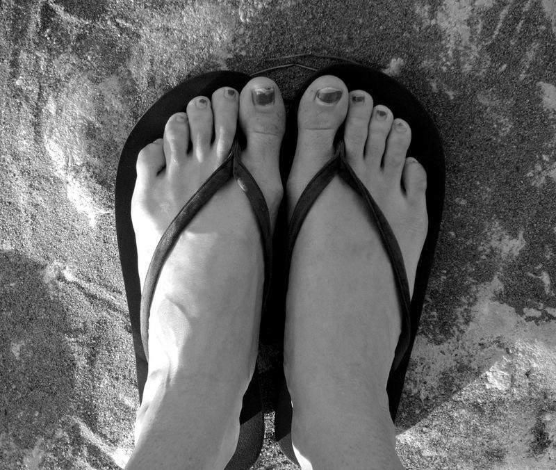 Tino feet